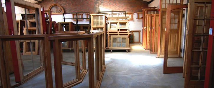 Strippers Showroom, Fine Antique Doors And Windows. Salvaged, Repaired,and  Restored.